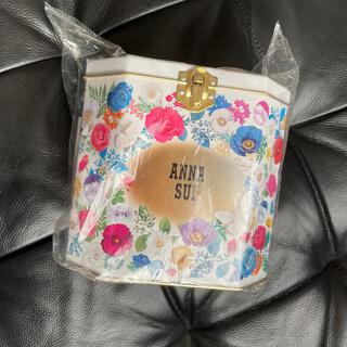 アナスイ(ANNA SUI)の❁【新品】ANNA SUI バニティ缶(小物入れ)