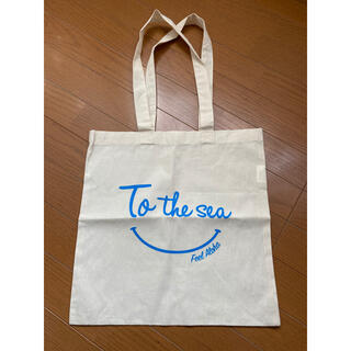 To the sea  エコバッグ(エコバッグ)