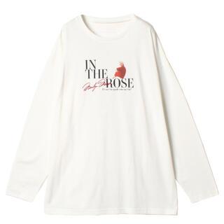 エイミーイストワール(eimy istoire)のMarilynMonroe コラボロンT(Tシャツ(長袖/七分))