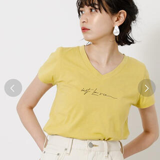 AZUL by moussy - アズールバイマウジー  新品tシャツ
