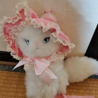 アンジェリックプリティー(Angelic Pretty)のAngelic Pretty ねこさん縫いぐるみバッグ♡(ショルダーバッグ)