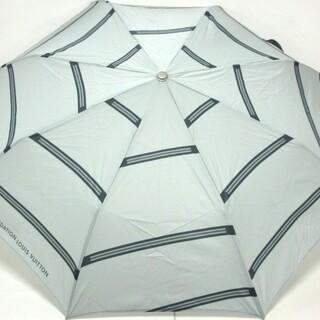 ルイヴィトン(LOUIS VUITTON)のルイヴィトン 折りたたみ傘 - 化学繊維(傘)