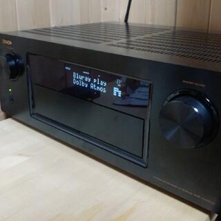 デノン(DENON)のDENON AVR X4100W AVアンプ(アンプ)