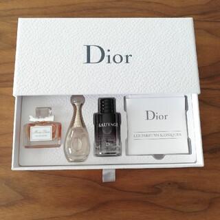 ディオール(Dior)の専用です(香水(女性用))