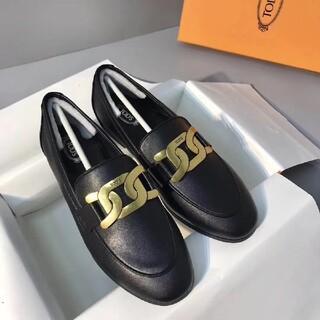 TOD'S - トッズ  パンプス  ローファー革靴