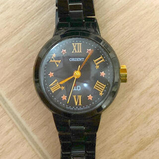 ORIENT - ジャンク ソーラー腕時計 io