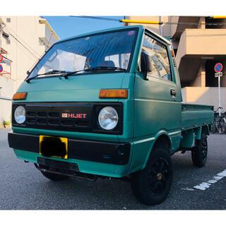 ダイハツ - 希少車 ハイゼットトラック マユゲ 4WD S65 S66