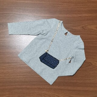 ケイトスペードニューヨーク(kate spade new york)のケイトスペード トップス 100センチ(Tシャツ/カットソー)
