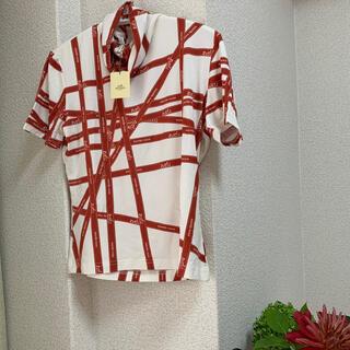 エルメス(Hermes)のエルメス ヴィンテージリボンTシャツ(Tシャツ(半袖/袖なし))