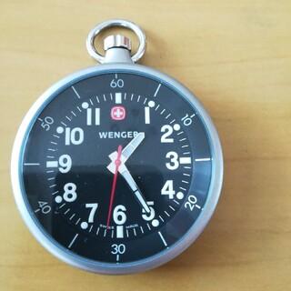 ウェンガー(Wenger)のwenger 時計 動いています(腕時計(アナログ))