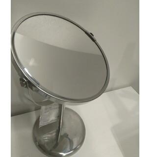 イケア(IKEA)のIKEA新品✿イケア ミラー 卓上鏡✿お洒落な スタンドミラー/トレンスーム(卓上ミラー)