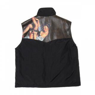 ニードルス(Needles)のdairiku pinup girl batting nylon vest (ベスト)