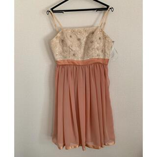 エメ(AIMER)のAimer キャミワンピース ドレス(ミディアムドレス)