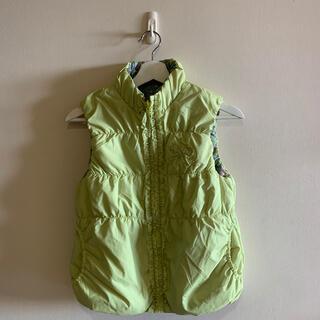 ニットプランナー(KP)のknit planner ニットプランナー 中綿 リバーシブル ベスト 160(ジャケット/上着)
