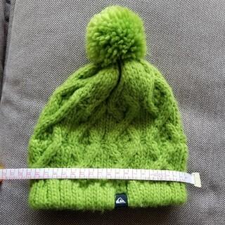 クイックシルバー(QUIKSILVER)のニット帽(クイックシルバー) (帽子)