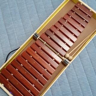 小学館 - 全音 木琴 折り畳み式 ケース