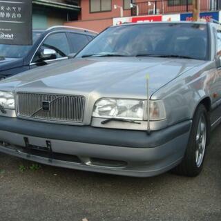ボルボ(Volvo)のボルボ850ワゴン(車体)