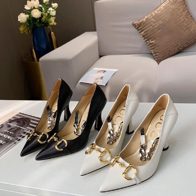 Gucci(グッチ)のグッチ パンプス レディースの靴/シューズ(ハイヒール/パンプス)の商品写真