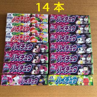 モリナガセイカ(森永製菓)のお買い得‼️MORINAGA 森永 ハイチュウ14点 食品 詰め合わせ セット(菓子/デザート)