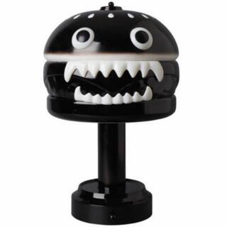 アンダーカバー(UNDERCOVER)のUNDERCOVER アンダーカバー ハンバーガーランプ 黒(テーブルスタンド)