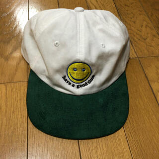 STUSSY - have a good time 6panel cap Smile