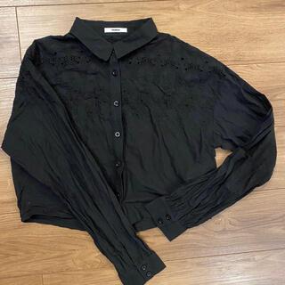 ムルーア(MURUA)のMURUAシャツ【新品未使用】(シャツ/ブラウス(長袖/七分))