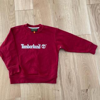 ティンバーランド(Timberland)のティンバーランド キッズ トレーナー 120(Tシャツ/カットソー)