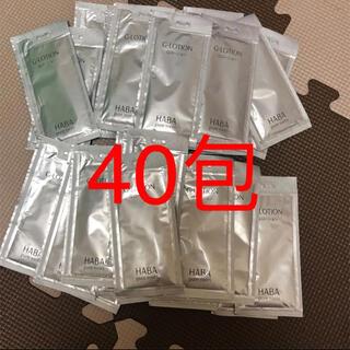 ハーバー(HABA)のHaba  ハーバーGローション(化粧水) 7ml×40包  (化粧水/ローション)