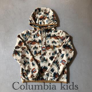コロンビア(Columbia)のColumbia コロンビア キッズ フリース アウトドア 100 110(ジャケット/上着)