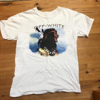 OFF-WHITE - ストリートファッション  Tシャツ