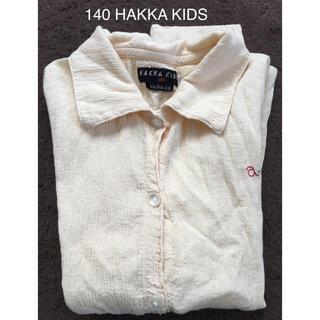 ハッカキッズ(hakka kids)の140 HAKKA KIDS ブラウス(ブラウス)