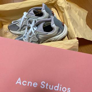 アクネ(ACNE)のAcne studios スニーカー(スニーカー)