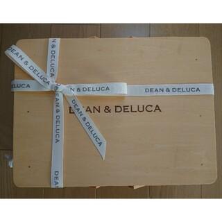 ディーンアンドデルーカ(DEAN & DELUCA)のDEAN & DELUCA ディーン&デルーカ  蓋つきバスケットL(バスケット/かご)