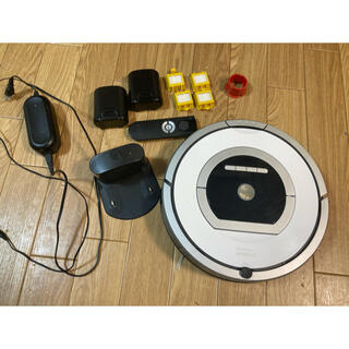 iRobot - iRobot Roomba 自動掃除機ルンバ760ロボット掃除機 人工知能搭載