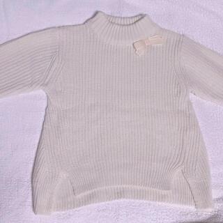 petit main - petit mainのハイネックニットセーターになります