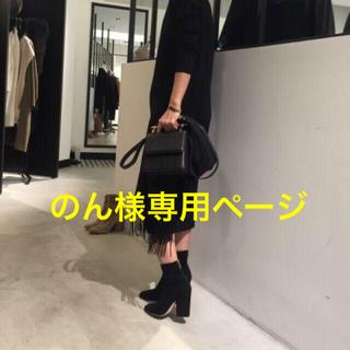 アパルトモンドゥーズィエムクラス(L'Appartement DEUXIEME CLASSE)のDEUXIEME CLASSE SERGIO ROSSI ブーツ(ブーツ)