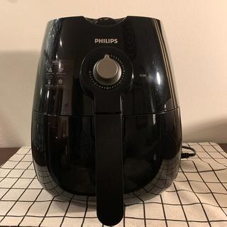 フィリップス(PHILIPS)のPHILIPS ノンフライヤー 中古(調理機器)