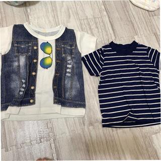 アカチャンホンポ(アカチャンホンポ)の70.80 ベビーTシャツ(Tシャツ)