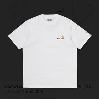 ワコマリア(WACKO MARIA)のワコマリア カーハート (Tシャツ/カットソー(半袖/袖なし))