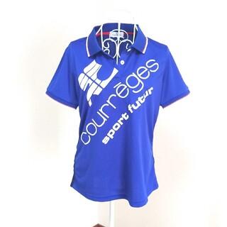 クレージュ(Courreges)のレディース クレージュcourregesポロシャツ(ポロシャツ)