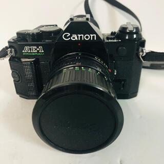 Canon キャノン フィルムカメラ AE-1 プログラム カメラレンズ