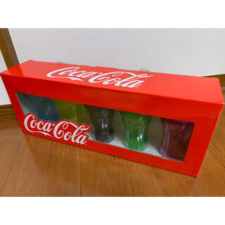 コカコーラ(コカ・コーラ)のコカコーラ タンブラー 5個セット(ノベルティグッズ)