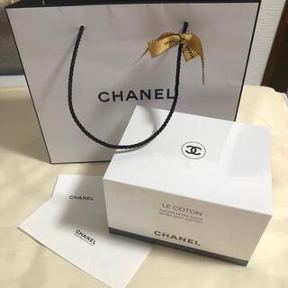 シャネル(CHANEL)の【未開封品】 CHANEL   LE COTON オーガニックコットン 100枚(コットン)