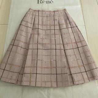 ルネ(René)の2019年ルネ スカート 34サイズ(ひざ丈スカート)