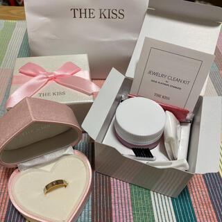 ザキッス(THE KISS)のTHE KISS☆リング 13号&ジュエリー クリーン キット(リング(指輪))