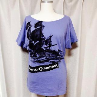 UNIQLO - パイレーツオブカリビアン クルーネックドルマンTシャツ