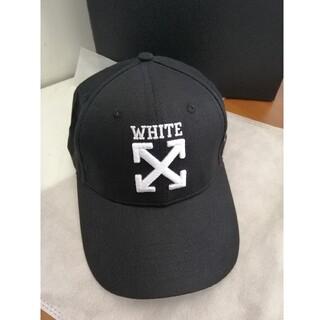 OFF-WHITE - 箱付き!Off-white オフホワイト キャップ/帽子