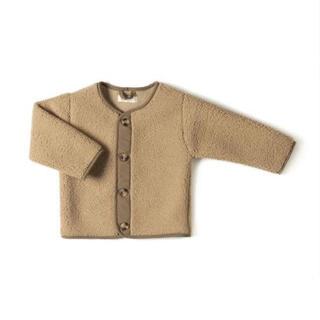 コドモビームス(こども ビームス)のnixnut teddy vest サイズ98 新品(ジャケット/上着)