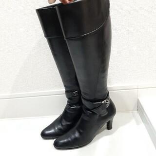ピッティ(Pitti)のpitti ロングブーツ 22.5cm(ブーツ)