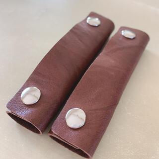 オーシバル(ORCIVAL)の003 バッグ用 ハンドルカバー【2枚セット】バッグ 持ち手 カバー 本革(トートバッグ)